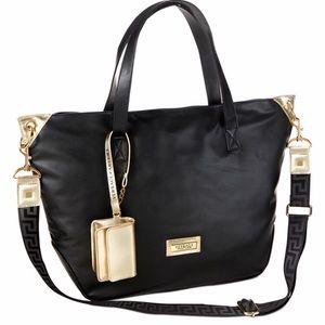🆕 Versace Parfums Luxury Tote Bag